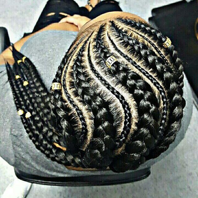 2021 Black Braided Hairstyles For Ladies: 45 Most Trendy
