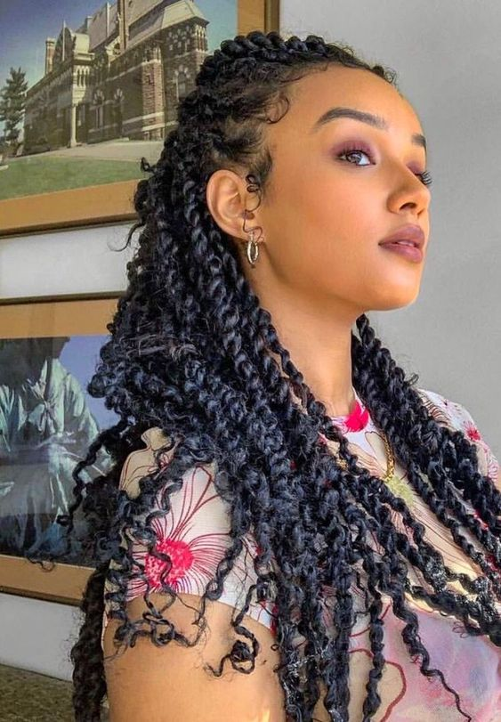 10 nspo Worthy Protective Summer Hairstyle Trends For Natural Hair