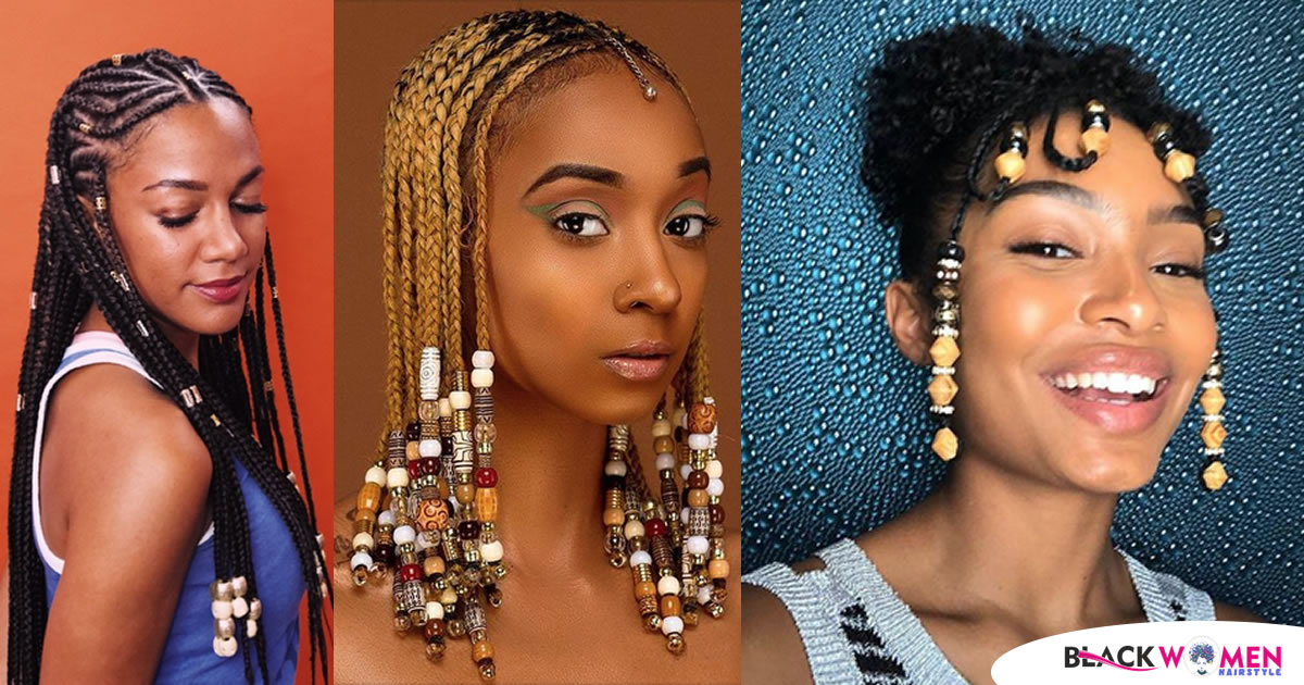 100 Gorgeous Fulani Braids to Try This Year