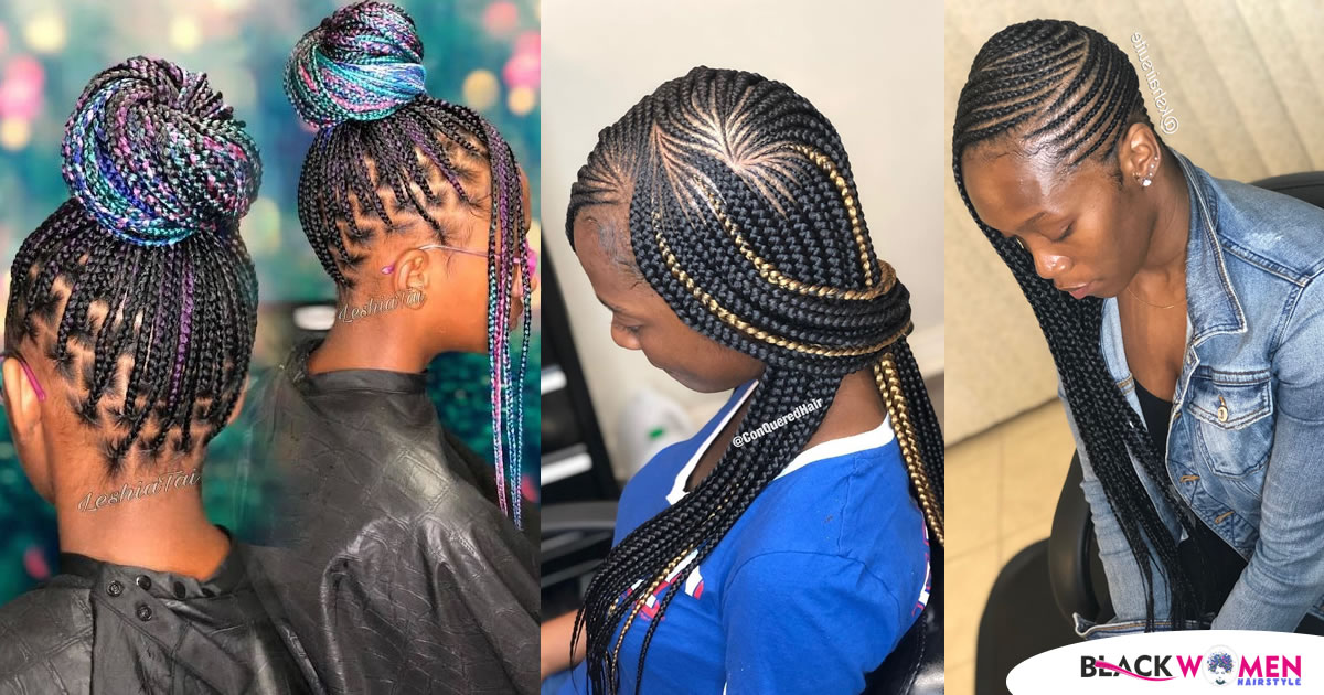 100 Wonderful Braided Hairstyles of 2020 | Amazing Braid Hairstyles To Try