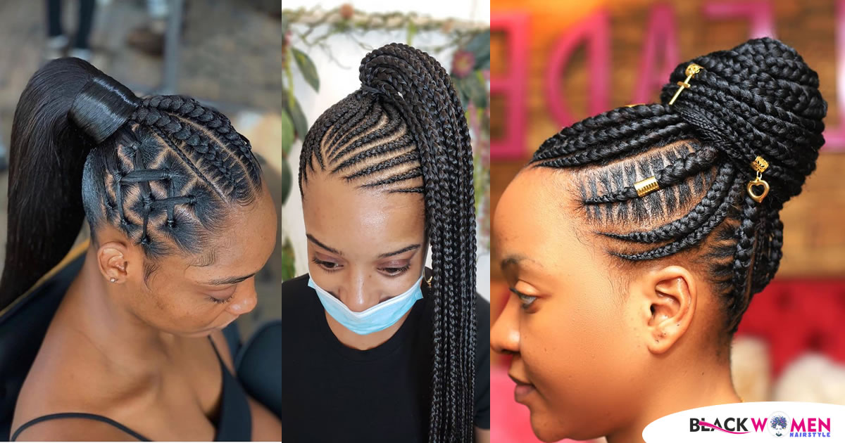 14 Braided Ponytail Styles for Black Hair You Will Absolutely Love