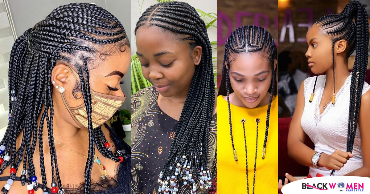 15 Braids Hairstyles To Bring Out Your Exquisite Look