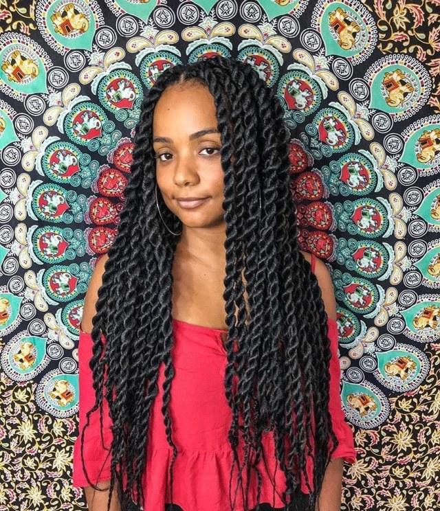 1599232997 374 Latest Braided Hairstyles Beautiful Twist Braids For Ladies 2020