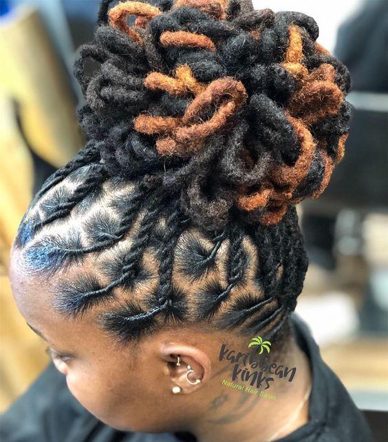 2019 Dreadlocks Hairstyles Beautiful Locs Your Hair Needs