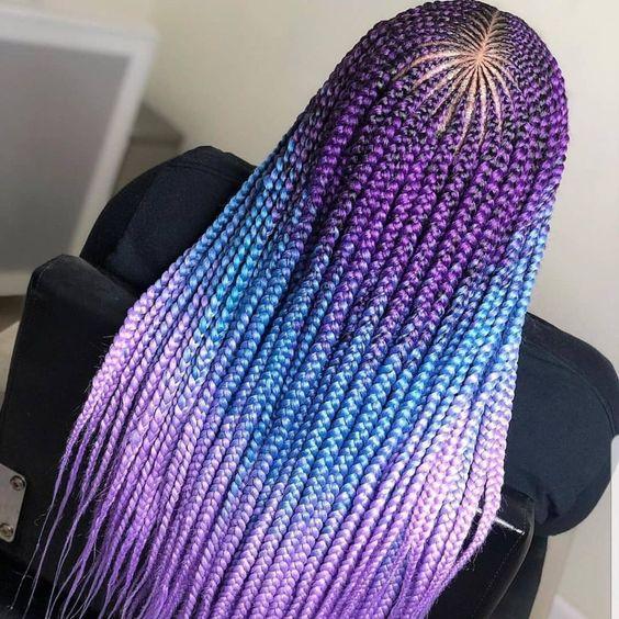 2019 Hottest Braided Hairstyles Trendy Ways to Rock Braids 5