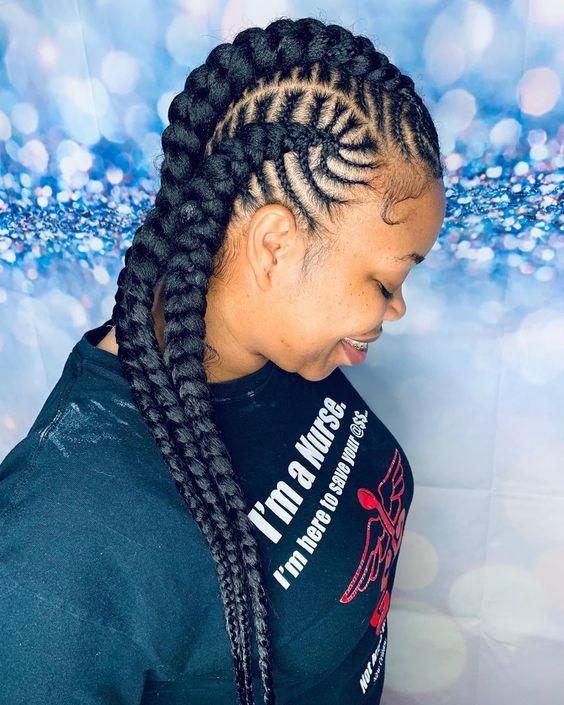 2020 African Hair Braiding Styles Super Flattering Braids You Should Rock Next 16