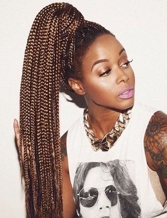 2020 Cornrow Hairstyles Perfectly Beautiful Styles For Your New Look 13