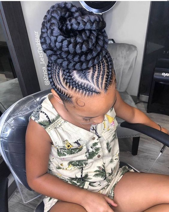 2020 Cornrow Hairstyles Perfectly Beautiful Styles For Your New Look 5