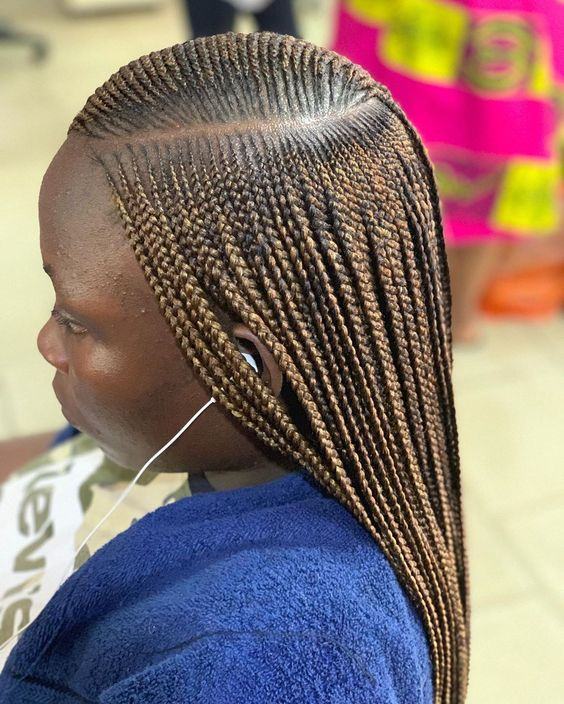 2020 Ghana Weaving Hairstyles That Can Change Your Look Beautifully 16