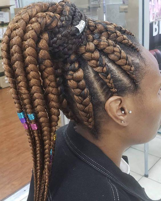 2020 Ghana Weaving Shuku 30 Latest Styles You Should Try 18