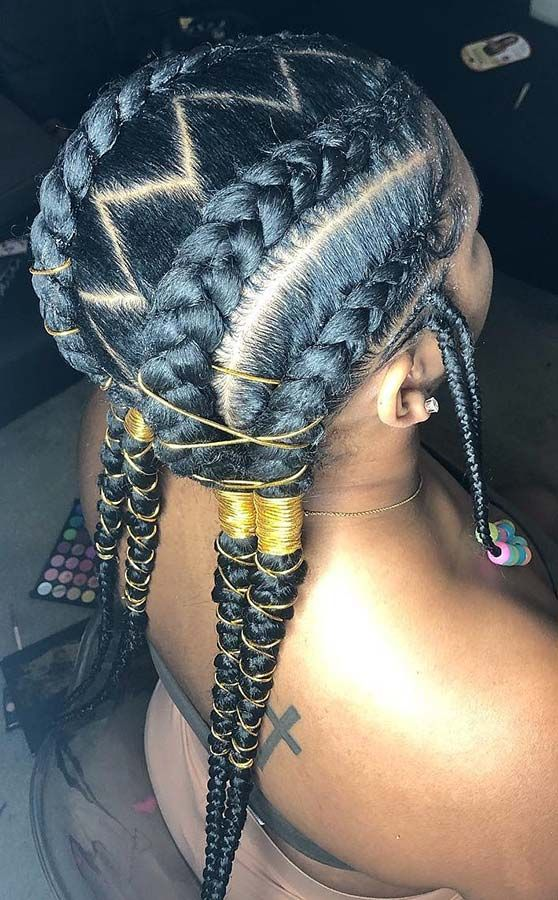 25 Popular Black Hairstyles Were Loving Right Now Page 2 of 2 StayGlam
