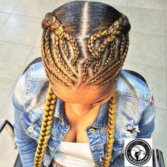 60 Easy and Showy Protective Hairstyles for Natural Hair 2
