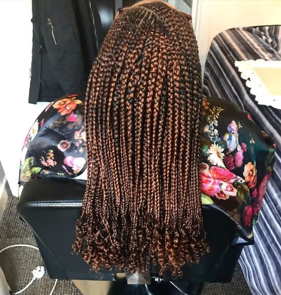 60 mages of Lovely Ghana Weaving All Back with Braids at The Back 16