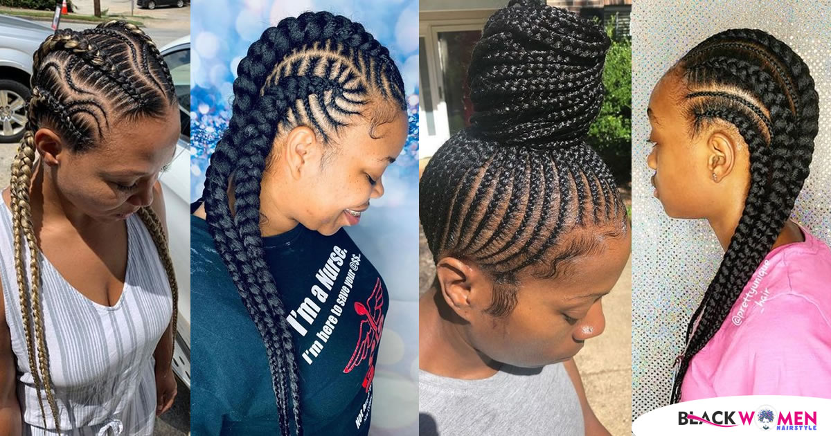 70 Most Ravishing Black Hairstyles with Braids