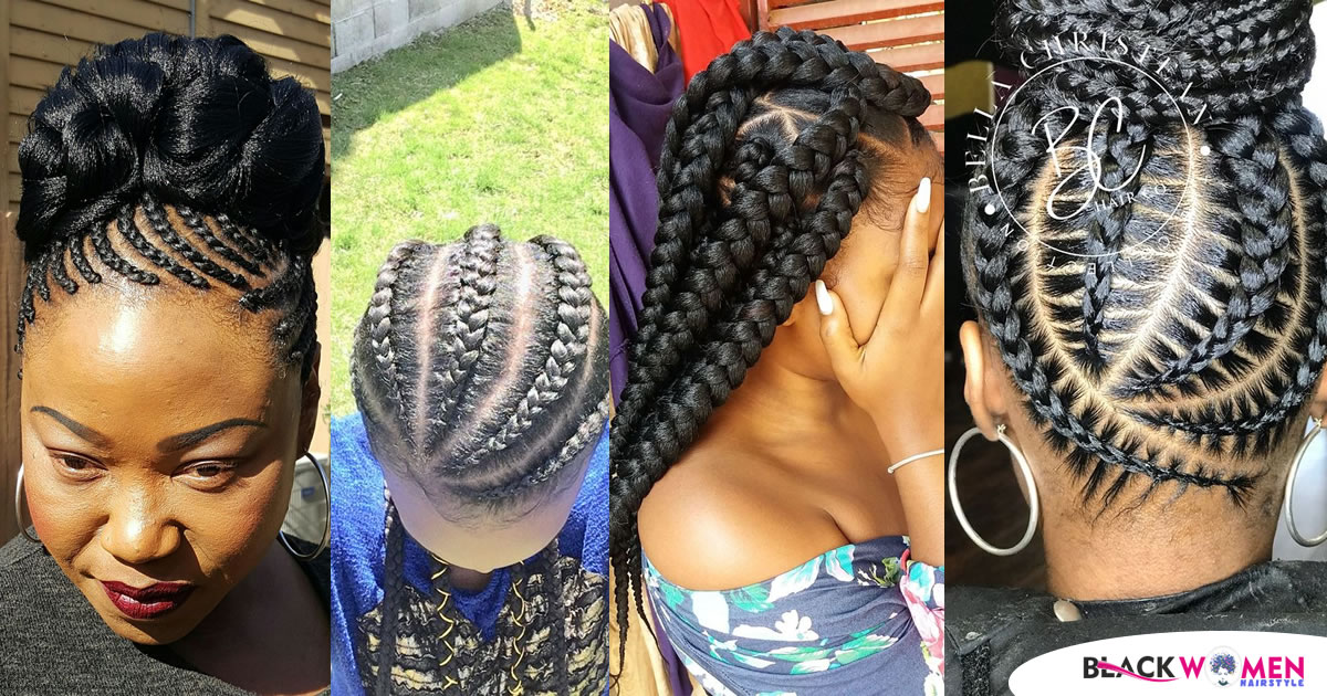 90 Amazing Braided Hairstyles for Women