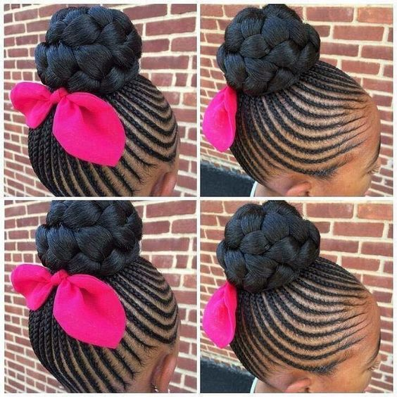 Adorable Back To School Baby Hairstyles For Your Little Girls 9