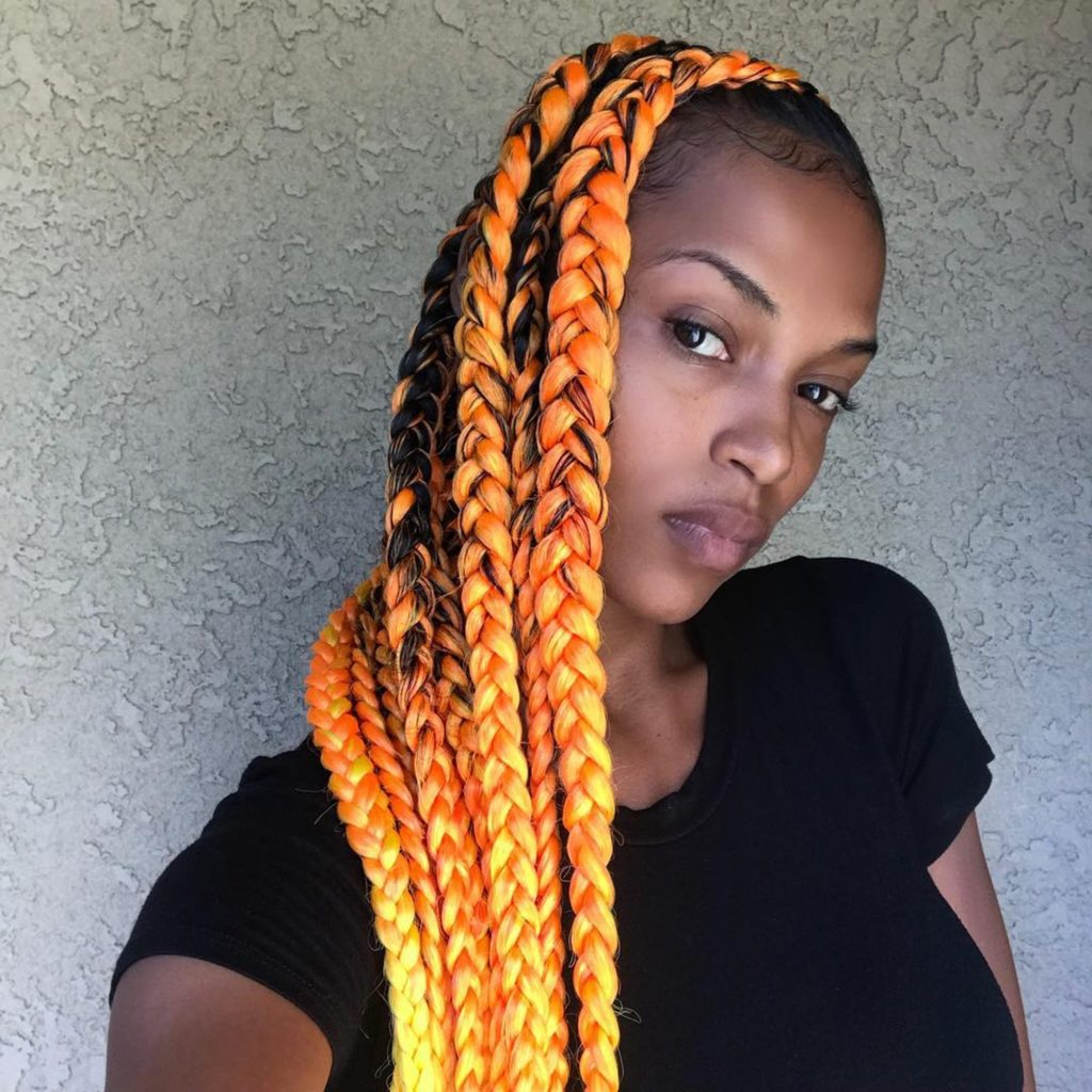 Amazing African Hair Braids Styles – Popular trends in Black Braided Hairstyles tolugabriel com  1024x1024 1