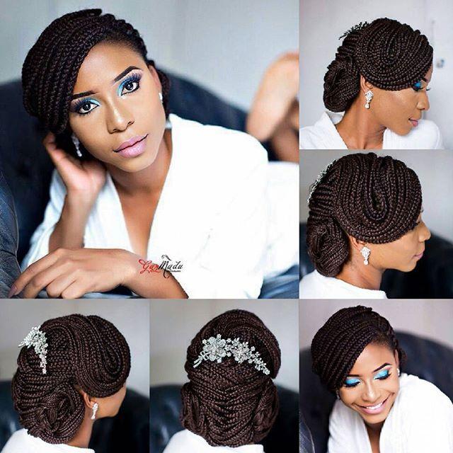 Amazing African Hair Braids Styles – Popular trends in Black Braided Hairstyles tolugabriel com 17