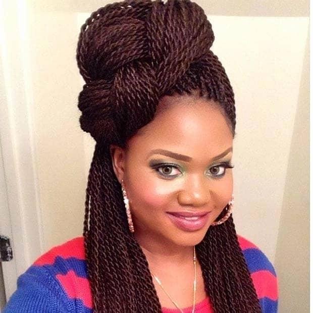 Amazing African Hair Braids Styles – Popular trends in Black Braided Hairstyles tolugabriel com 5