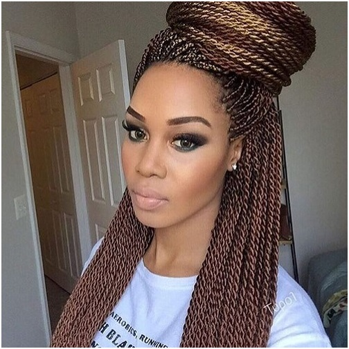 Amazing African Hair Braids Styles – Popular trends in Black Braided Hairstyles tolugabriel com 6
