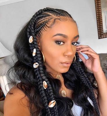 Amazing African Hair Braids Styles – Popular trends in Black Braided Hairstyles tolugabriel com 8