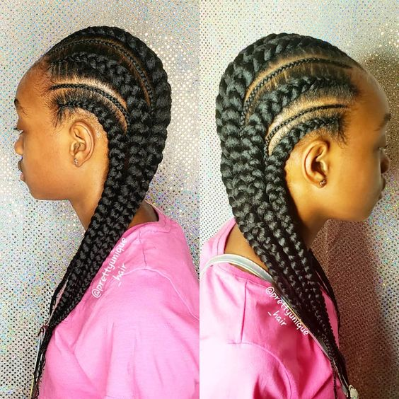 Beautiful Braid Hairstyles Pictures for Stylish Ladies 9