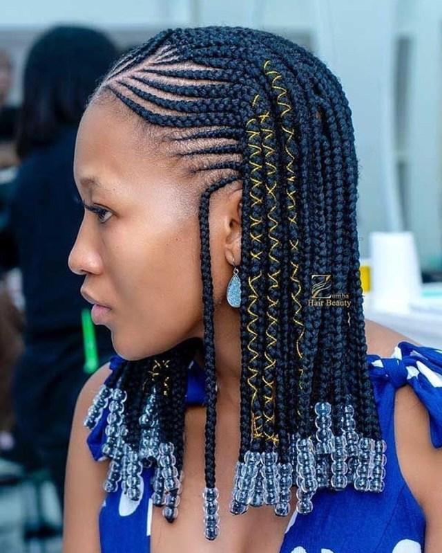 Latest Black Braided Hairstyles 2020: Gorgeous Braided ...