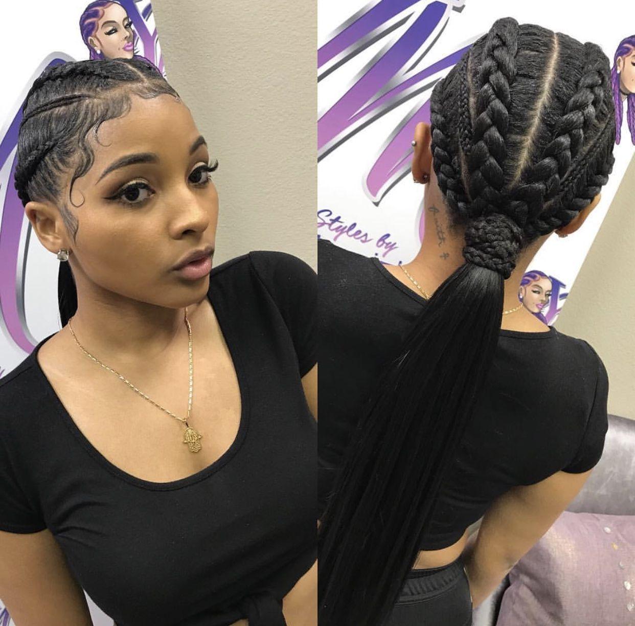 Braided Hairstyles for Little Girls hairstyleforblackwomen.net 347