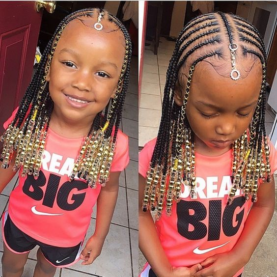 Braids Hairstyles For Baby Girls Your kids Will Definitely Appreciate t 9