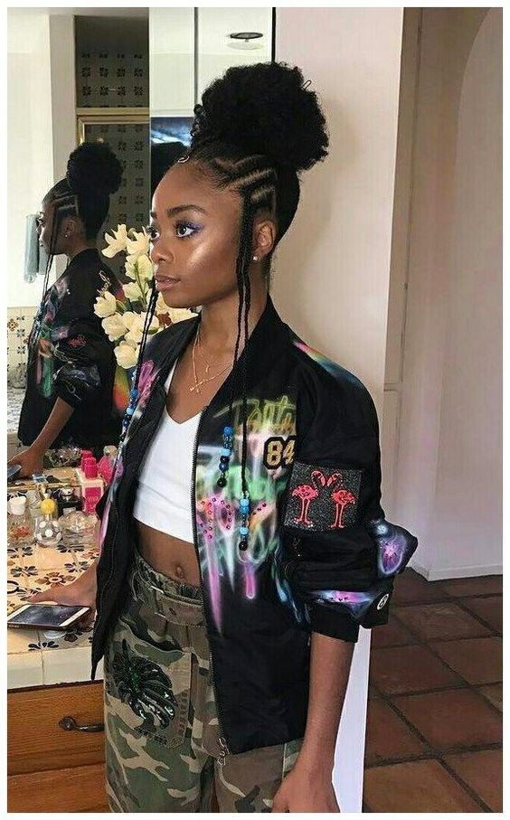 Celebrities with Natural Hair Natural Hair Styles Celebrities top looks Make Up Natural Hair nspiration Fashion Outfit deas Curly Hair Black Woman Hairstyles BraidsMore