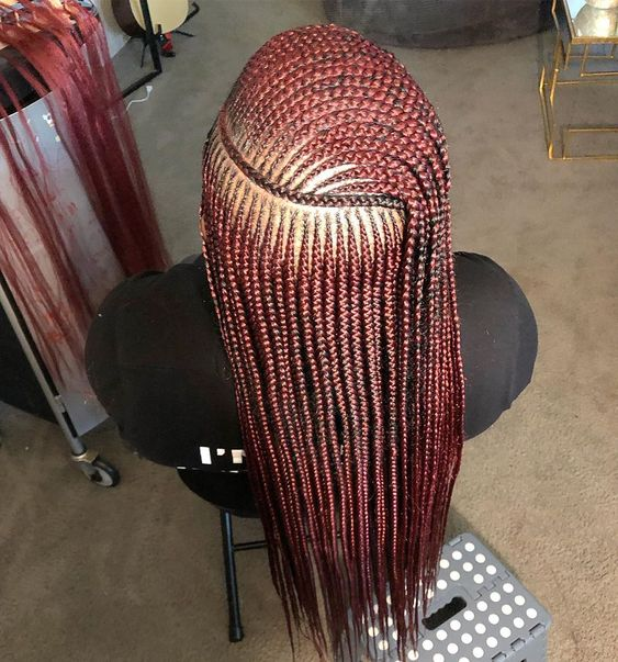 Hairstyles 2019 female African Braids To Wow This Month 13