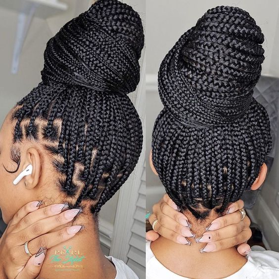 Hairstyles For Black Women on nstagram follow see natural Tag the source Tag Friends . . . . . . braids braidstyles bestoftheday naturalhair