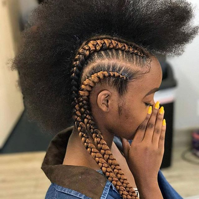 Latest Ghana Weaving hairstyleforblackwomen.net 105