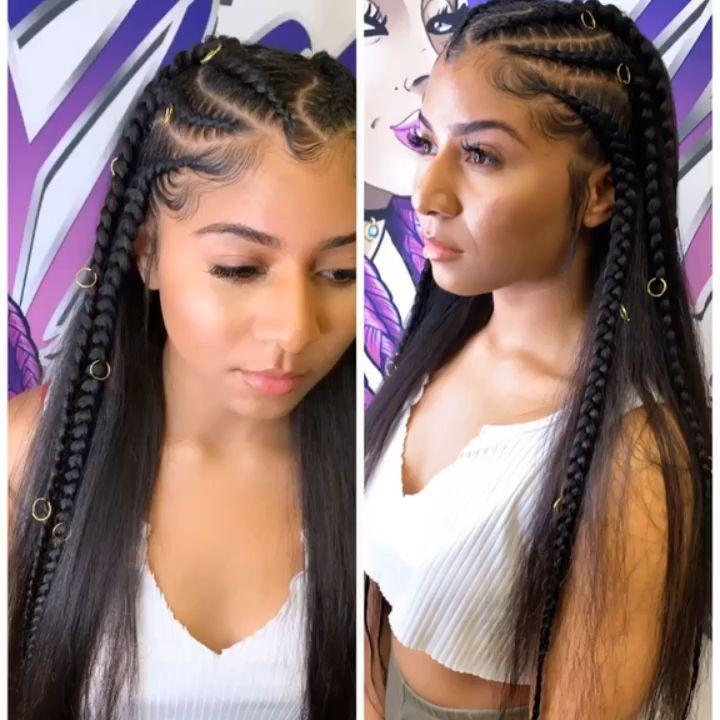 Latest Ghana Weaving hairstyleforblackwomen.net 14