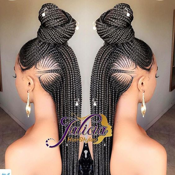 Latest Ghana Weaving hairstyleforblackwomen.net 158