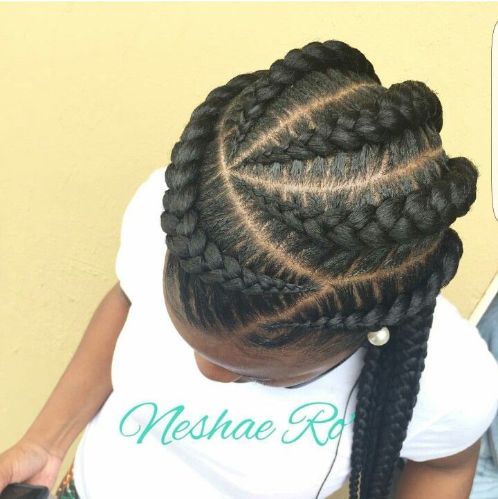 Latest Ghana Weaving hairstyleforblackwomen.net 16