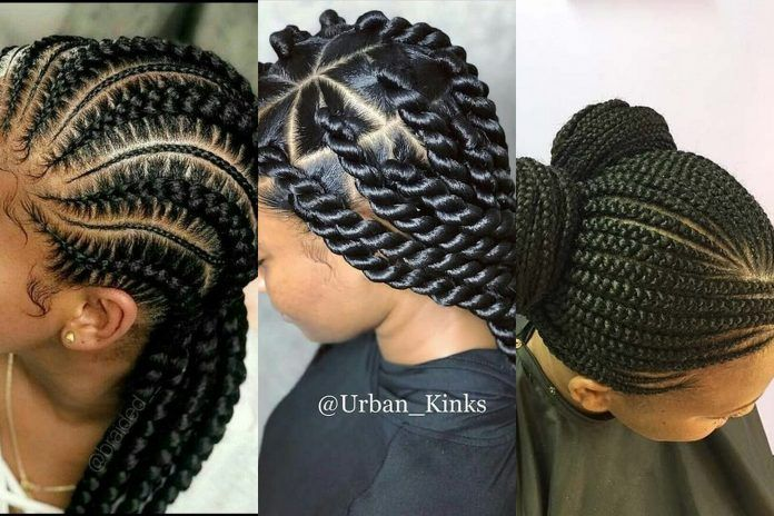 Latest Ghana Weaving hairstyleforblackwomen.net 160