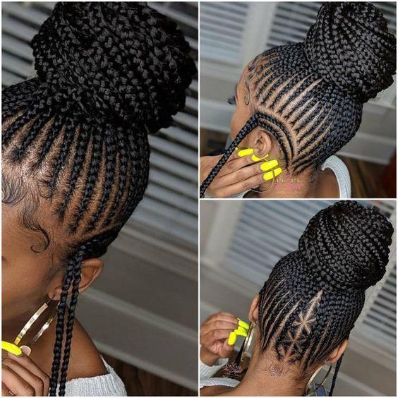Latest Ghana Weaving hairstyleforblackwomen.net 45