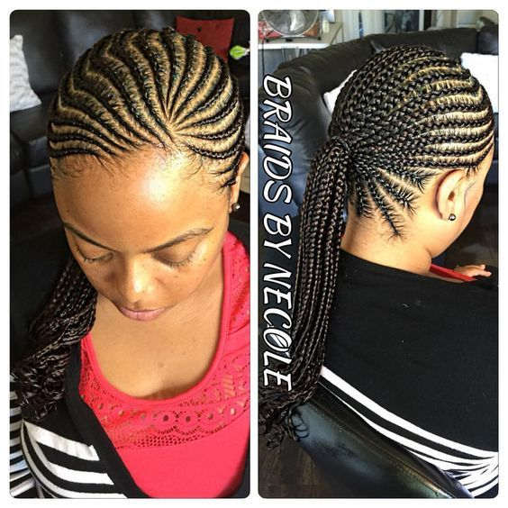 Latest Ghana Weaving hairstyleforblackwomen.net 501