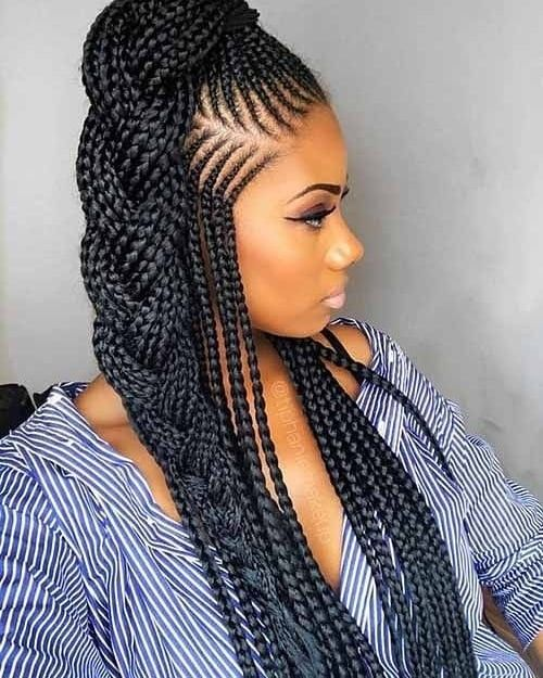 Latest Ghana Weaving hairstyleforblackwomen.net 508