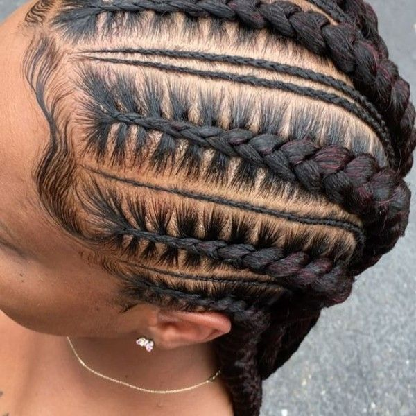 Latest Ghana Weaving hairstyleforblackwomen.net 639