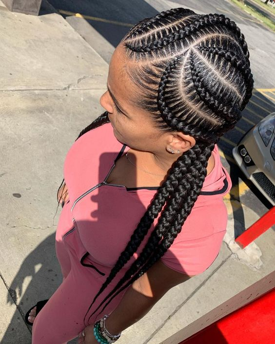 Latest Hair Braiding Styles Fashionable for Chic Ladies 6