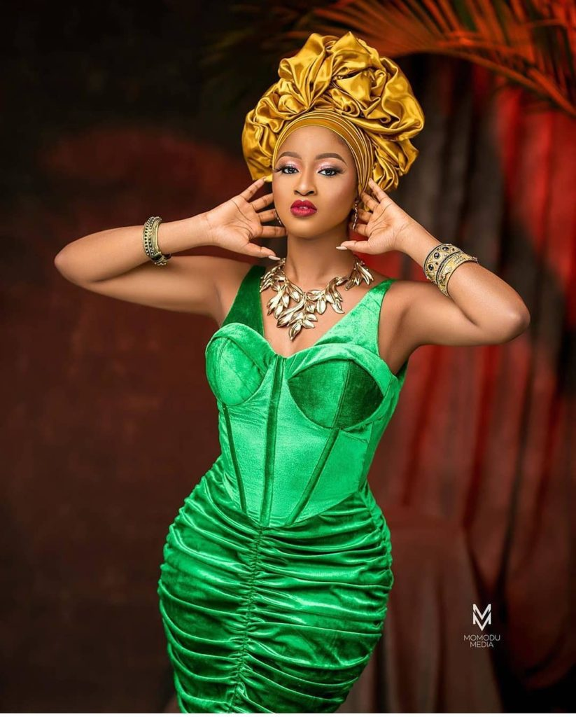 Latest Hot and Trendy Aso Ebi Collections for your next 22Owanbe22 Party0A8 823x1024 1