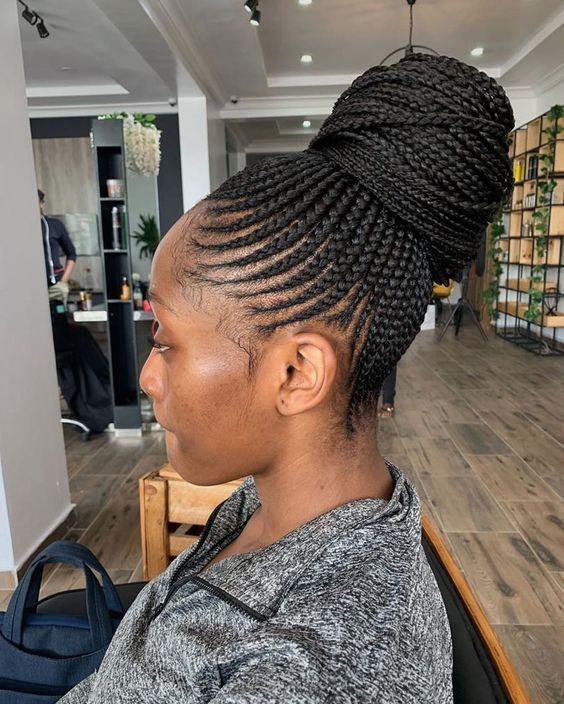 New 2020 Braided Hairstyles Choose Your Favourite Braids Colour 4