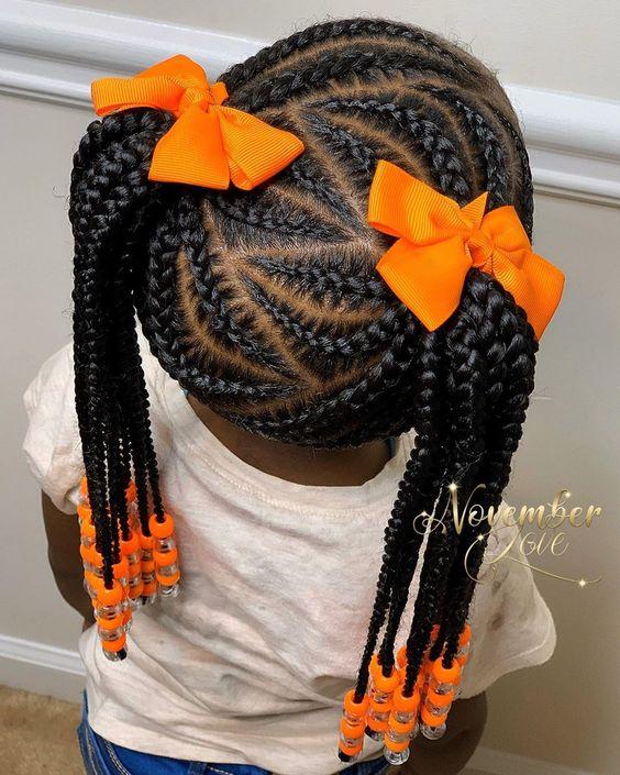 November Love on nstagram BOOK Braids Beads Link n Bio ChildrenHairStyles BraidArt ChildrensBraids BraidsAndBeads kidsbraidsatl kidshairstyles KidsHair