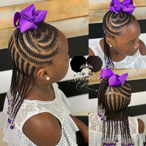 November Love on nstagram Childrens Braids and Beads DM me for booking information ChildrenHairStyles BraidArt ChildrensBraids BraidsAndBeads kidsbraidsatl