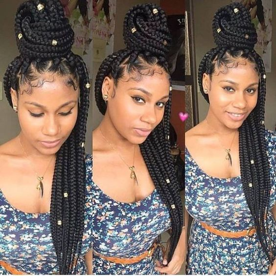 Pleasurable Hairstyles With Topic Braids You Can Attempt