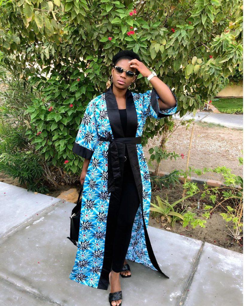 Trending Fashionable and Fabulous Ankara Kimono Jacket Styles for Ladies 20200A1 819x1024 1