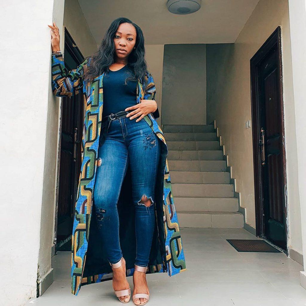 Trending Fashionable and Fabulous Ankara Kimono Jacket Styles for Ladies 20200A6 1024x1024 1