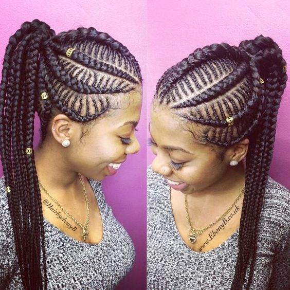 Trendy Braided Hairstyles 2018 Alluring Styles You Need to Try 11